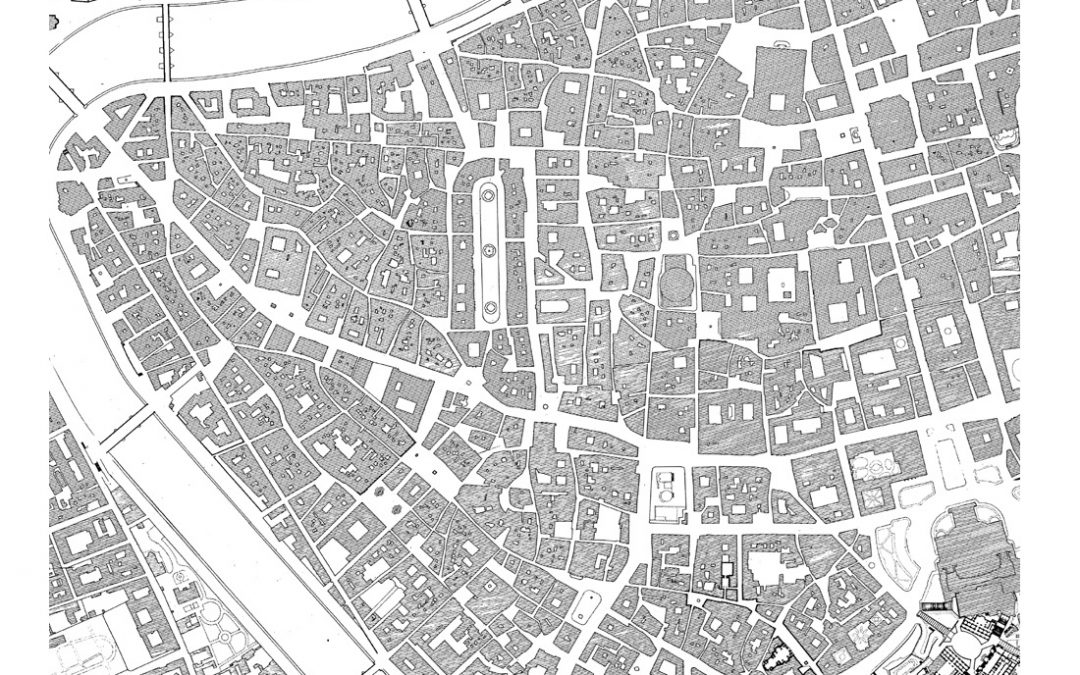 The Architect's Newspaper Reviews Rome: Urban Formation and Transformation, May 2018