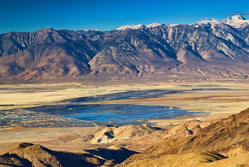 Lake Lazarus: the strange rebirth of a Californian ecosystem