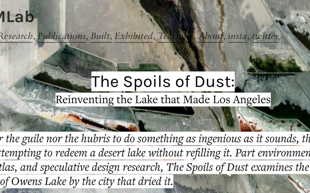 The Oorscapes Reviews The Spoils of Dust