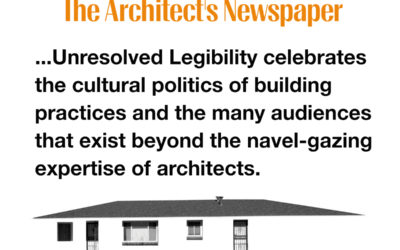 Unresolved Legibility is a deep dive into American Housing— The Architect's Newspaper